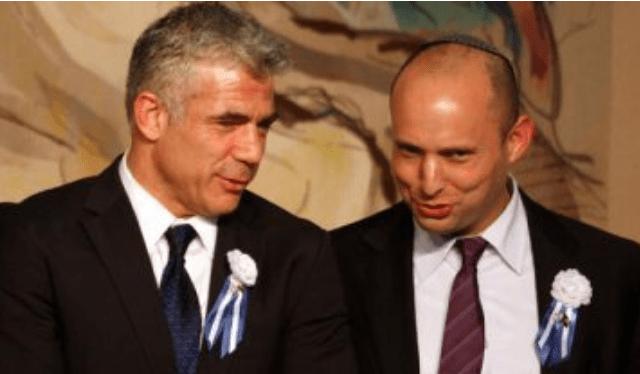 Bennett, Lapid Puji Putusan Kongres AS Setujui Pendanaan Iron Dome