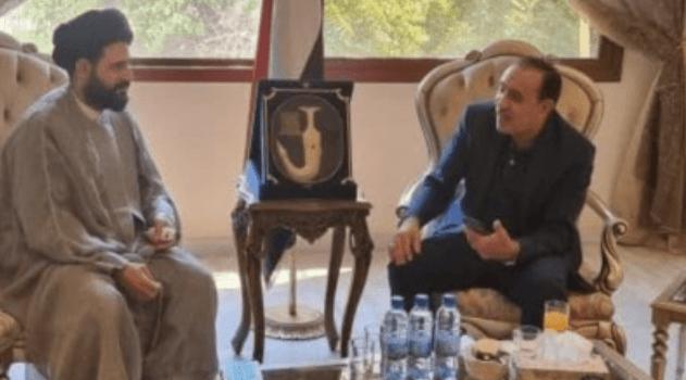 Dubes Yaman Gelar Pertemuan dengan Pejabat Al-Nujaba Irak di Damaskus