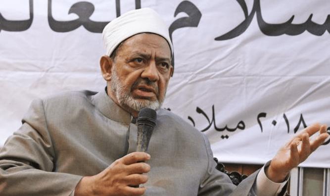 Imam Besar Al-Azhar Ahmed Al-Tayeb Dirawat di RS Jerman