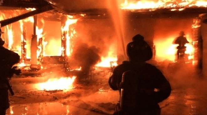 Kebakaran Misterius di Kantor Rahasia Google
