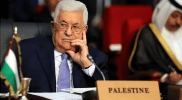 Hampir 80 Persen Warga Palestina Ingin Mahmoud Abbas Mundur