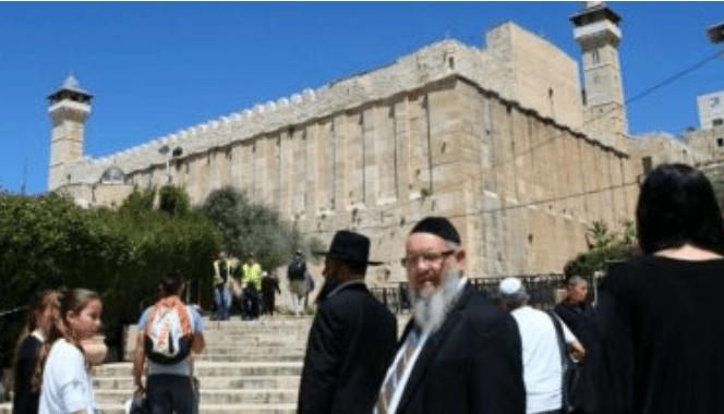 Berdalih Peringati Hari Raya Yahudi, Israel Tutup Masjid Ibrahimi untuk Muslim