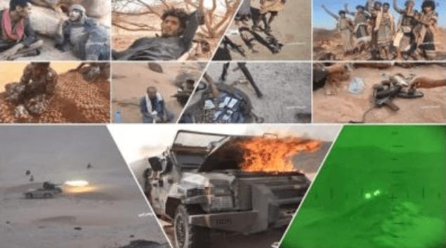 Operasi Sukses Yaman Usir Tentara Bayaran di Jawf