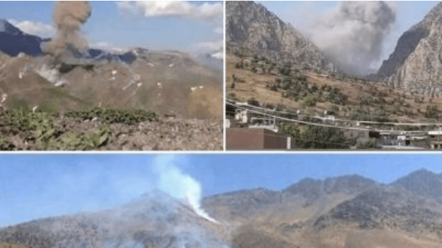 Iran Akan Hancurkan Pangkalan AS dan Israel di Kurdistan Irak
