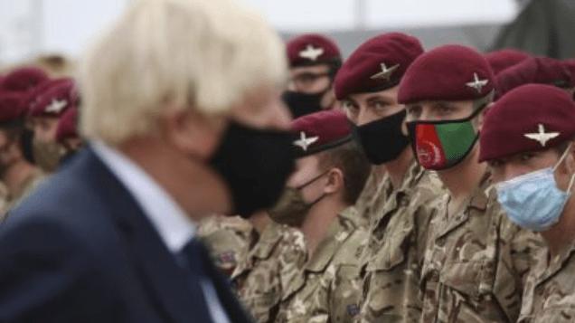 Guardian: Pasukan Inggris Bunuh 300 Warga Sipil di Afghanistan