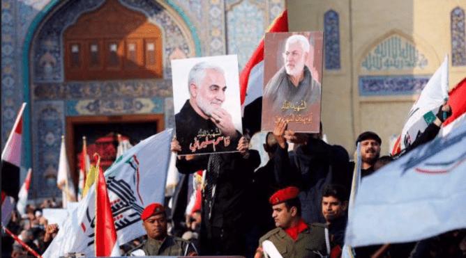 2 Komandan AS-Israel Pembunuh Soleimani Tewas