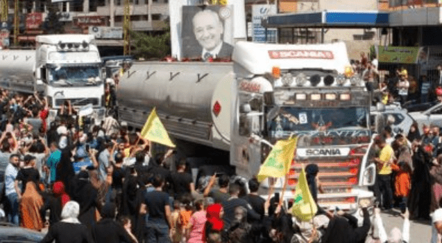 NYT: Bantuan BBM Iran untuk Lebanon Tamparan Keras Hizbullah ke AS