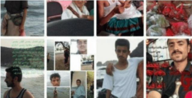 Milisi Pro UEA Culik dan Siksa 8 Warga Aden Yaman