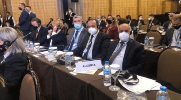 Wakil Aljazair Tolak Duduk Dekat Wakil Israel di KTT Parlemen Eropa