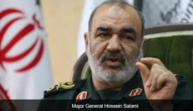 Mayjen Salami: IRGC Maju Pesat di Bidang Perang Elektronik